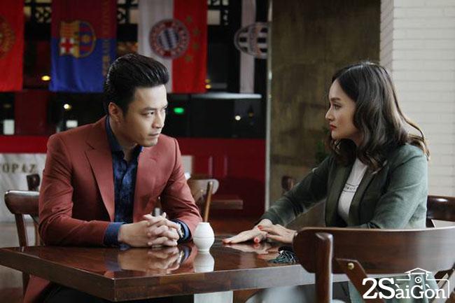 Lan Phuong trong phim An oan tinh doi (2)
