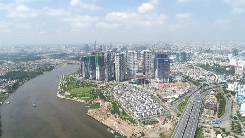 Khu vực phía Đông thành phố luôn là tâm điểm của thị trường bất động sản.