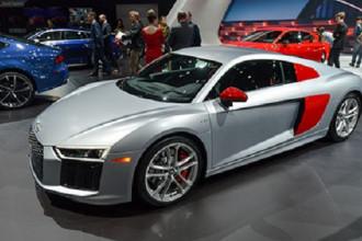 Audi R8 bản đặc biệt. Ảnh: Motor1.