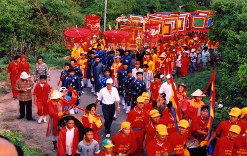 Lễ  hội bà chúa xứ núi Sam được tổ chức từ 23/4-27/4 âm lịch - See more at: http://cinet.vn/articledetail.aspx?articleid=27423&sitepageid=424#sthash.iOmq1s8g.dpuf