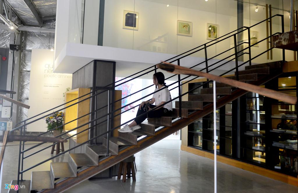 The Factory là điểm đến giới thiệu và gợi mở tư duy nghệ thuật mới, cùng những tinh hoa văn hóa mang tính đương đại.