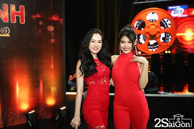 3. Thi sinh Quynh Trang & Hoang Kim Uyen
