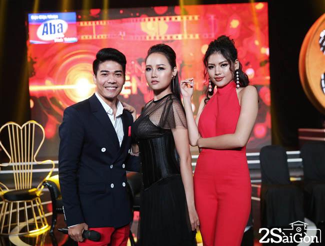4. Thi sinh Diem Phuong - Quynh Trang - Minh Tien