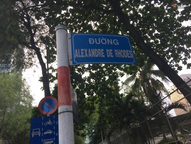 Đường Alexandre de Rhodes