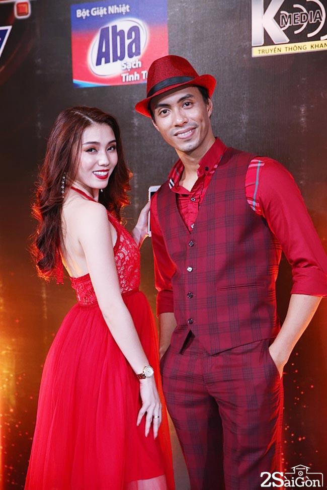 9. Thi sinh Lam Tri & Kieu Nhi