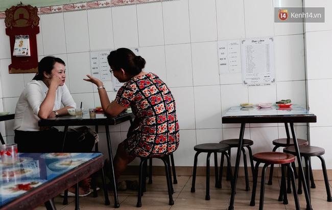 Hiện chỉ còn một quán ở đường Nguyễn Đình Chiểu hoạt động.