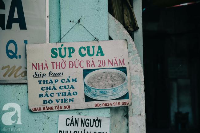 Thử hỏi một người Sài Gòn chính hiệu, ai mà không biết cái thương hiệu súp cua 20 năm tuổi này!