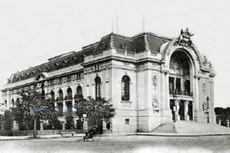 Nhà hát Thành phố năm 1908. Ảnh tư liệu.
