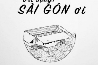 Kỷ niệm về Sài Gòn là những thùng mì tôm sẵn có để đi làm về khuya tranh thủ úp mì ăn đỡ đói.