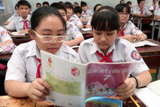 Giáo dục bắt buộc, miễn học phí đến THCS là xu thế của nhiều nước trên thế giới