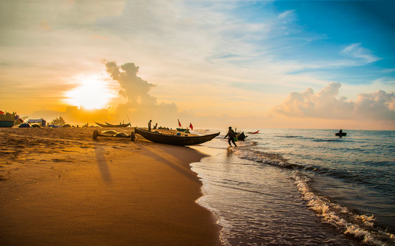 Hồ Cốc cách thành phố Hồ Chí Minh khoảng 125 km về phía Đông Nam. Ảnh: DemiCat DA.