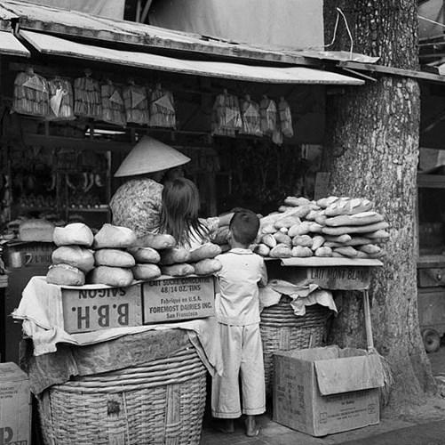 Một tiệm bánh mì Sài Gòn