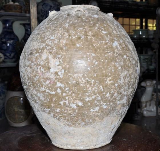 Ghè Chămpa có vòi thế kỷ 12