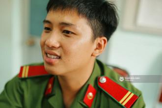 Trang Thanh Nam, sĩ tử đặc biệt của kì thi THPT Quốc qia năm 2017
