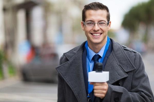 Có nhiều lý do khiến bạn nên cân nhắc để hò hẹn với một phóng viên (ảnh: Thewire.com)