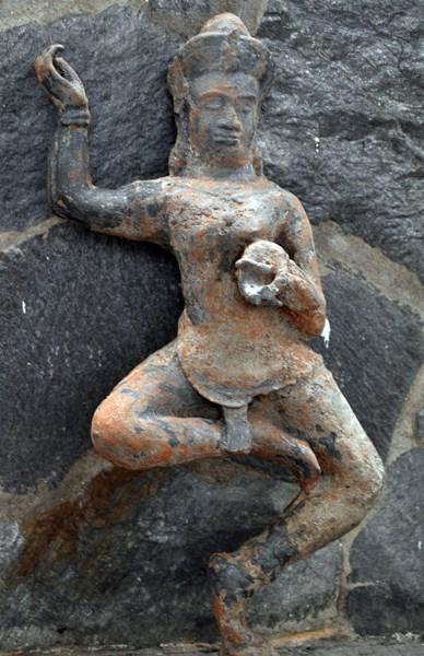 Tượng chì Chămpa thế kỷ 7