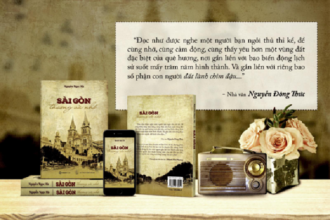 Cuốn sách Sài Gòn thương và nhớ.