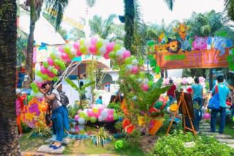 Ngày hội song sinh với nhiều hoạt động hấp dẫn sẽ được tổ chức vào 9/7 tại Đầm Sen.