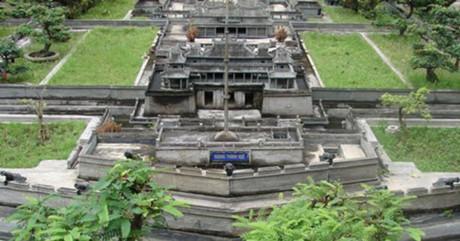 Công trình này đã đón tiếp hàng ngàn du khách ghé thăm, trong đó có cả lãnh đạo tỉnh Thừa Thiên- Huế, Giám đốc trung tâm Bảo tàng cố đô Huế; Hội đồng hương Huế...