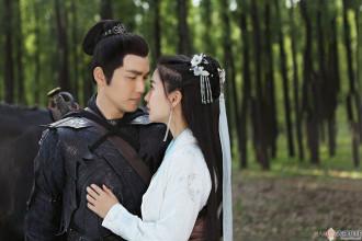 GTTV - Photos DV Chung Han Luong & AngelaBaby trong vai So Bac Tiep & Bach Sinh Dinh (2)