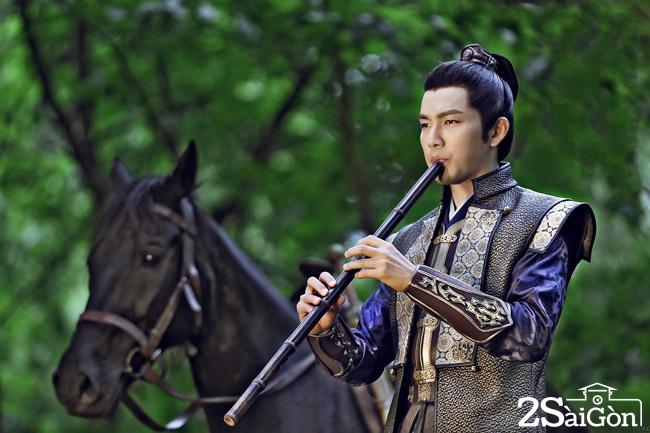 GTTV - Photos DV Chung Han Luong trong vai So Bac Tiep (1)