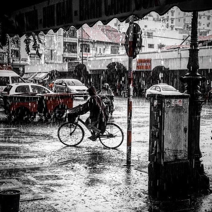 Ngắm một Sài Gòn lạ trong mưa Xem nội dung đầy đủ tại: https://saigoncuatui.com/sai-gon-ngay-mua-cu-ngo-thu-ve-tren-pho-v101.php Nguồn: saigoncuatui.com