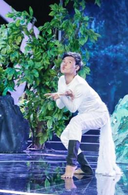 Le Nguyen Truong Giang - Luyen tap tiet muc Ngoc nguoi (12)
