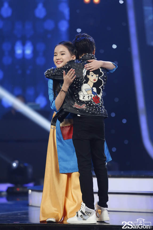 Thao Nguyen la thi sinh nhan duoc it binh chon nhat 3