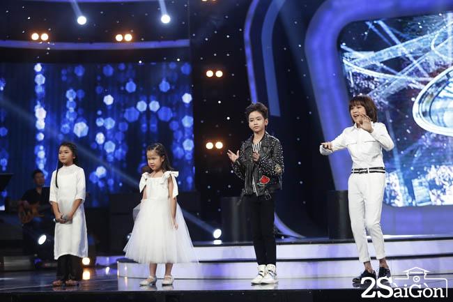 Top 4 Vietnam Idol Kids