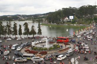 Đà Lạt là thành phố duy nhất cả nước không có đèn xanh đèn đỏ điều tiết giao thông
