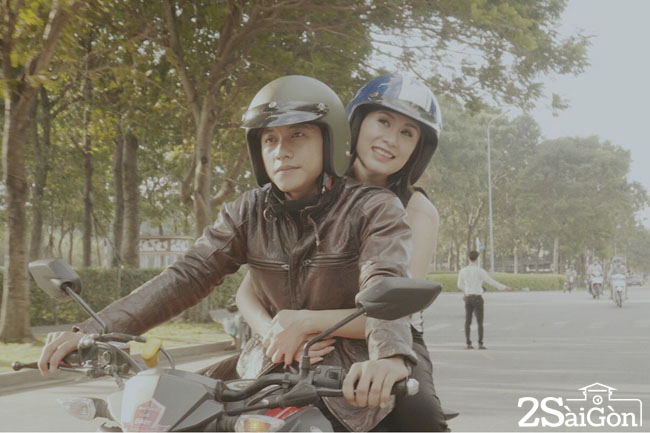 1. Duong Hong Nhung va Mai Tai Phen - Hinh anh trong clip phim ngan cua DHN va MTP (1)