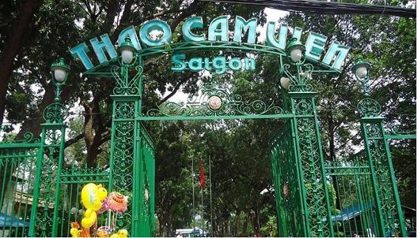 Từ năm 1956, Vườn Bách thảo được tu sửa, tái thiết và đổi tên là Thảo Cầm Viên Sài Gòn.