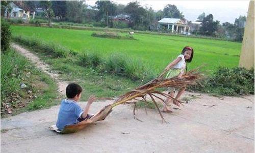 Xe mo cau huyền thoại của bao thế hệ tuổi thơ Việt Nam