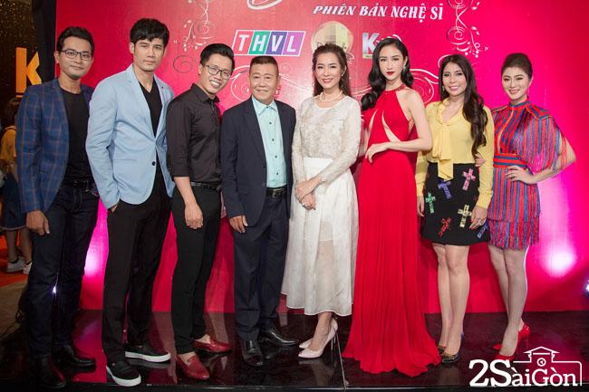 8 nghe si tham gia chuong trinh - Photo Th_nh Nh_n