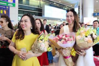Hoa hau Nhan ai Do Lan ve nuoc (1)