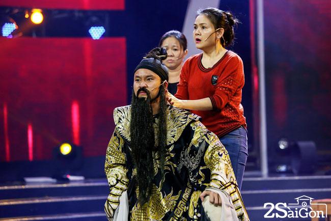 Le Nguyen Truong Giang - Tap luyen tiet muc Bich van cung ky an (9)