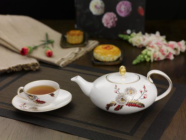Bộ trà Thiên Kim