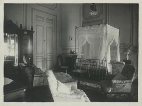 Phòng ngủ dành cho quan khách. Ảnh tư liệu
