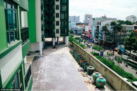 """Chẳng biết, sau khi """"thay tên, đổi chủ"""", Thuận Kiều Plaza sẽ được """"hồi sinh"""" hay lại trở thành một dự án chết như những ngày đầu."""