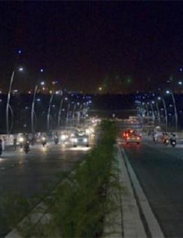 Sài Gòn về đêm...