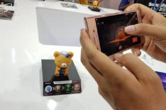Trải nghiệm chụp ảnh 3D với smartphone Xperia XZ1.