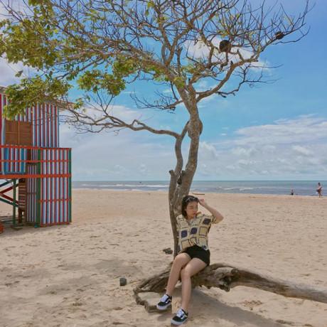 Địa điểm du lịch Vũng Tàu được nhắc tới có tên Hodota. Đây là một vùng đất khá rộng lớn, với một phần đất thuộc Hàm Tân - Bình Thuận và một phần đất thuộc Bình Châu, Bà Rịa - Vũng Tàu. Hodota gần suối nước nóng Bình Châu, cách Hồ Tràm 10km và cách Sài Gòn 130 km.