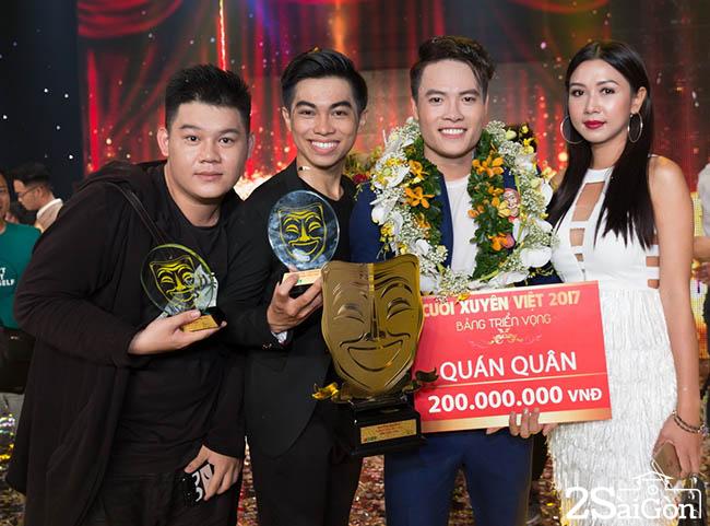 3. Vo Tan Phat dang quang Quan quan Cuoi xuyen Viet (6)