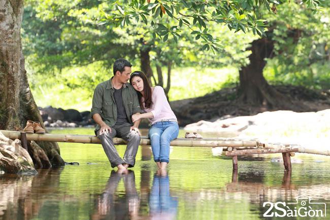 GTTV - Photos canh trong phim CON TIM DAN LOI (8)