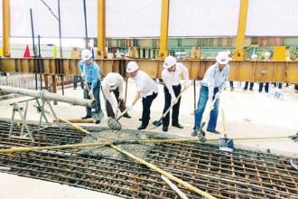 Cầu Nhị Thiên Đường 1 đã chính thức được hợp long sau 8 tháng thi công sửa chữa, nâng cấp.
