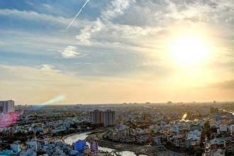 Ngày đẹp trời ở Sài Gòn - Ảnh: Minh Hoang Nguyen