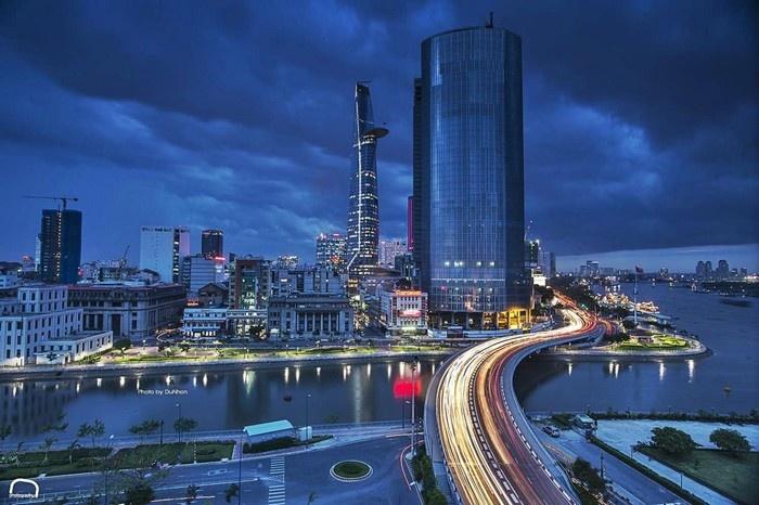 Nên đừng thắc mắc sao Sài Gòn lại có nhiều cầu đến vậy - Ảnh: Dư Nhơn