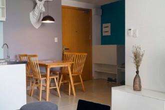 Hiện nay, nhiều khách hàng mua nhà ngoài mục đích để ở còn có nhu cầu đầu tư, chuyển nhượng trong tương lai. Chủ căn hộ 76 m2 ở quận 2 (TP HCM) quyết định sửa nhà để cho cho thuê lâu dài.