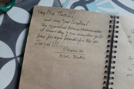 Đây là những dòng feedback vô cùng dễ thương của du khách sau khi rời Lela homestay Sài Gòn.