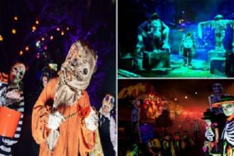 Halloween 2017 đi chơi ở đâu ở TP HCM?